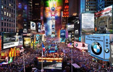 2016年  ニューヨークの12月イベント情報!