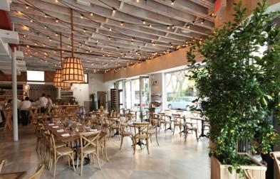 おしゃれな街ウエストヴィレッジで見つけたカフェ&レストラン:ローズマリー