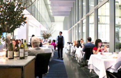 """一度は必ず訪れたいニューヨークのレストラン """"ザ モダン"""" The Modern"""