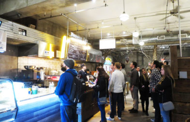 NYのチェルシー地区にできた「ガンズボート・マーケット」#Gansevoort Market