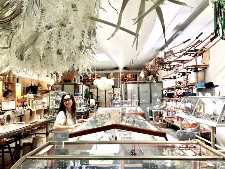 ニューヨークでお買い物  #Love Adorned(ラブ・アドーン)