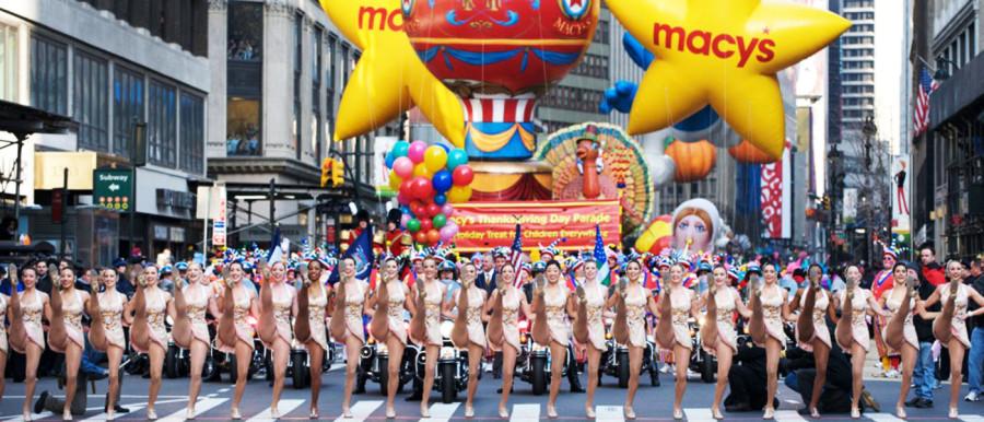 アメリカの感謝祭サンクスギビングデーってどんなお祭りなの?