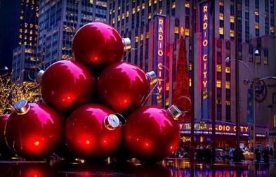 ニューヨークのクリスマス気分を味わうならここに行こう!