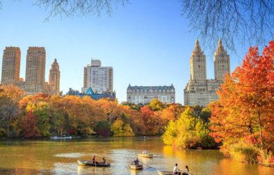 秋デートは任せて!この秋おすすめの「ニューヨークデートスポット」♡