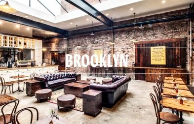 Devocion (ディヴォーション):ブルックリン、ウィリアムズバーグのクールなカフェへ