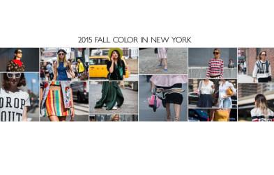 ハンサム上品!2015秋の注目ファッションカラーandコーデ集。