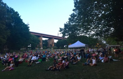 2016 Waterfront Concert :アストリアパークの野外コンサート