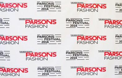 パーゾンズフェスティバル2016:School Of Fashion Exhibition (BFA and AAS)
