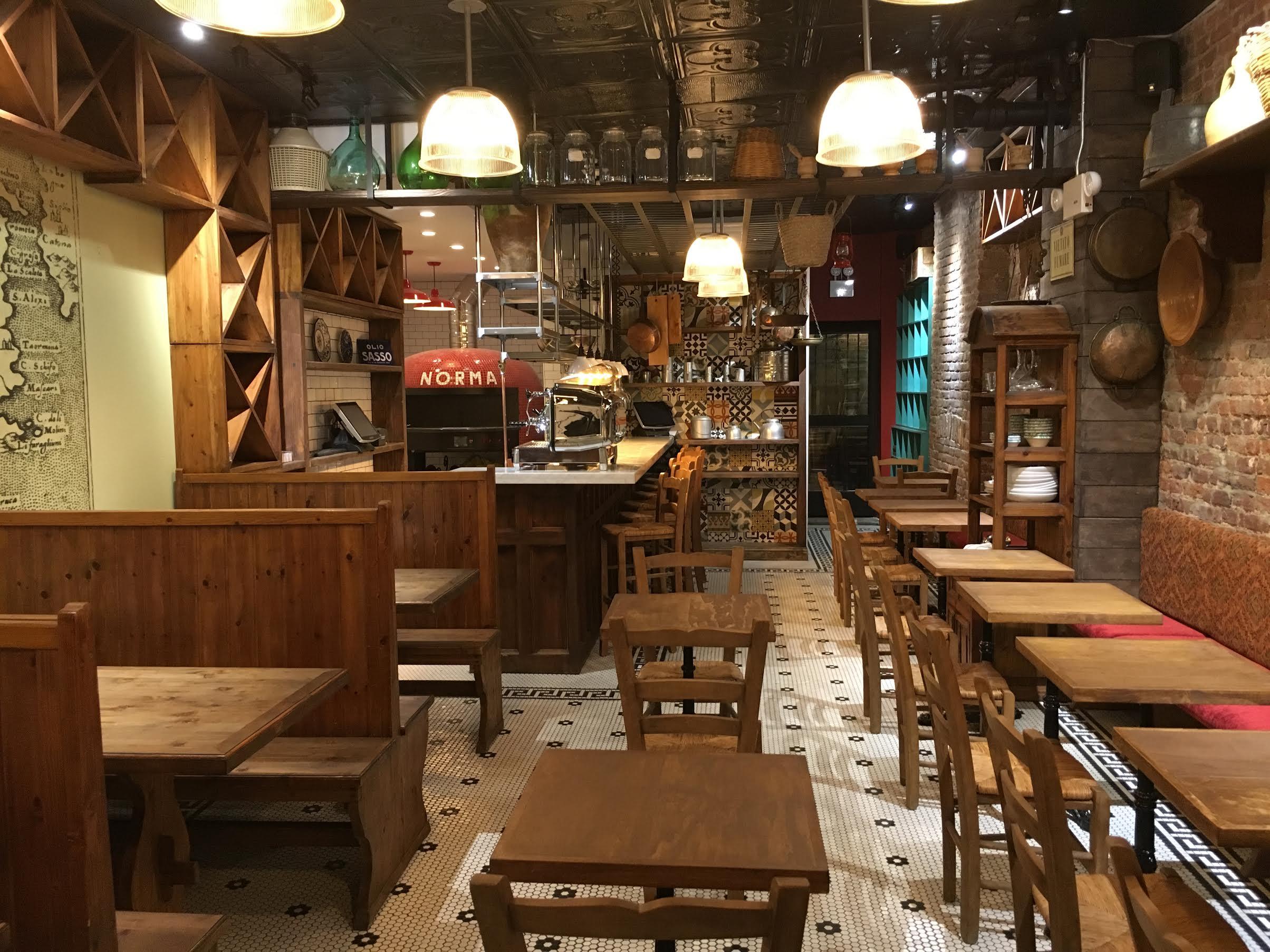 Photography : normarestaurant.com
